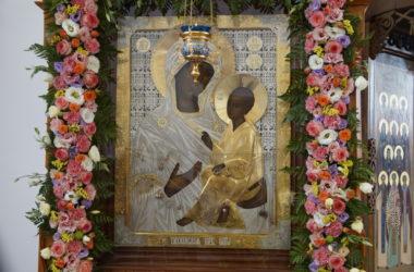 В Дубовском Свято-Вознесенском монастыре отпраздновали день Тихвинской иконы