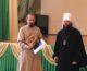 Видео: Слово Владыки Феодора на вручении дипломов в православном университете Сергия Радонежского