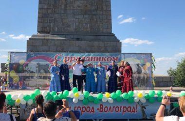 В Волгограде прошел юбилейный фестиваль «Русь Православная»