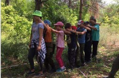 Многодетные семьи Волгограда приняли участие в туристическом проекте