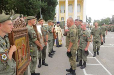 Волгоградские святыни доставили к военнослужащим области
