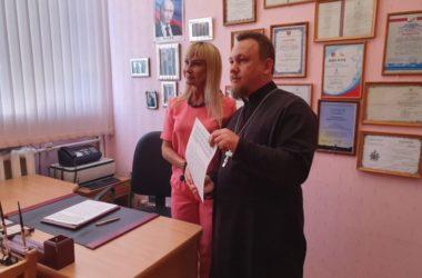 Семейные ценности под защитой: храм Феодора Ушакова заключил соглашение о сотрудничестве с волгоградскими общественными организациями