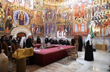 Заявление Священного Синода Русской Православной Церкви о ситуации в Черногории