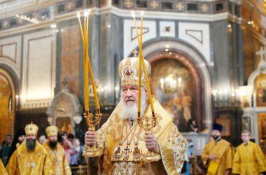 Видео: Проповедь Святейшего Патриарха в день памяти святой княгини Ольги