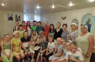 Воскресная школа «Глаголица» продолжает занятия летом