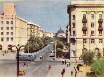 О визите в Сталинград Бенджамена Спенса в сентябре 1955 года