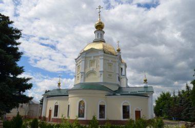 Волгоградские святыни дошли до Камышина