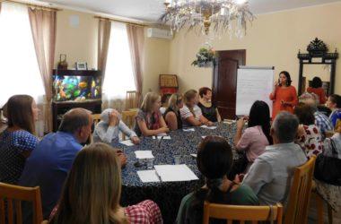 «Как прожить свою жизнь и радоваться»: открытый психологический семинар прошел в Никольском кафедральном соборе