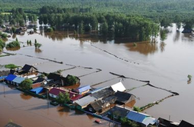 В Саянской епархии объявлен сбор средств для пострадавших от наводнения