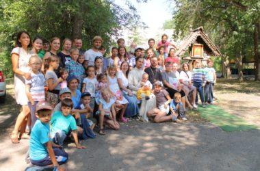 В Волгоградской епархии завершен проект «Семья – школа любви»