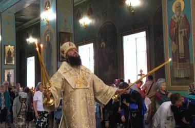 Слово митрополита Феодора о евангельском чуде насыщения пяти тысяч человек
