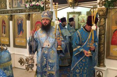 Владыка Феодор: Пресвятая Богородица во всем была кротка и смиренна