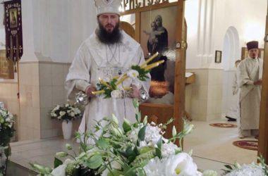 Слово митрополита Волгоградского и Камышинского Феодора в день Преображения Господня
