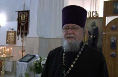 Протоиерей Анатолий Безбородов: Строительство храма – знак преображения в обществе