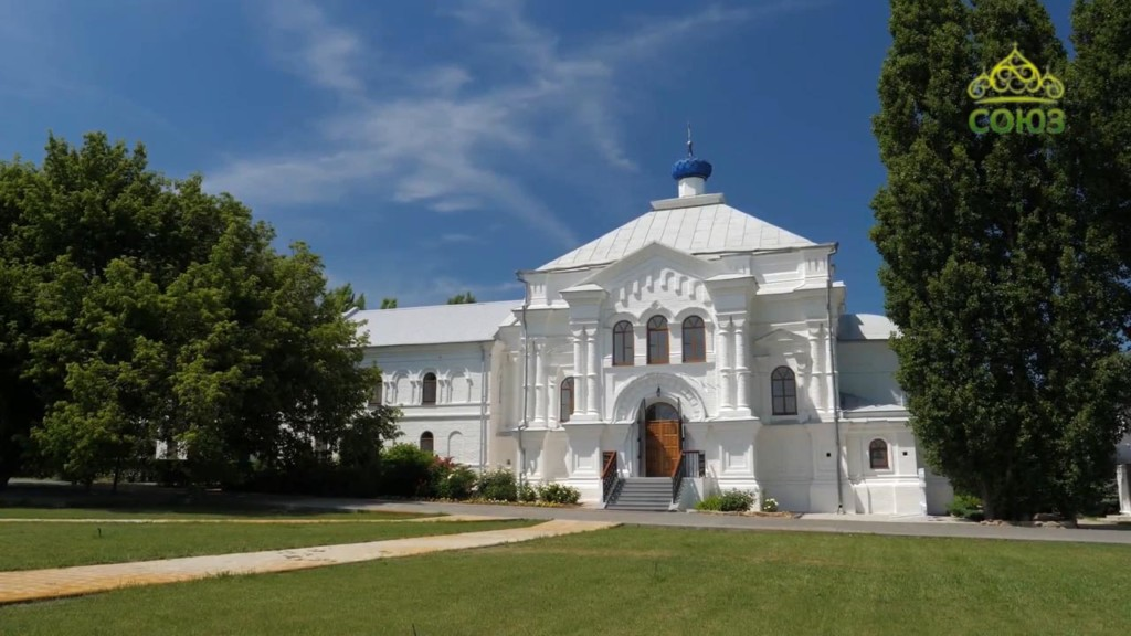 Дубовский монастырь: По святым местам Волгоградской митрополии