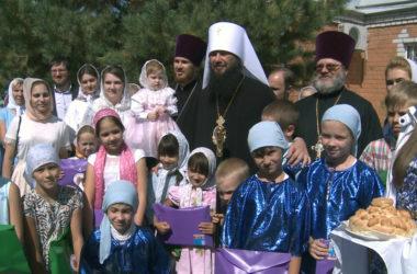 В Успенском храме Волгограда отпраздновали престольный праздник