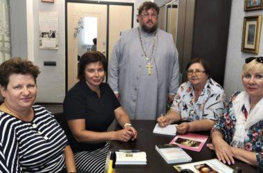 Состоялось межрегиональное рабочее совещание представителей отделов религиозного образования Волгоградской и Ростовской епархий