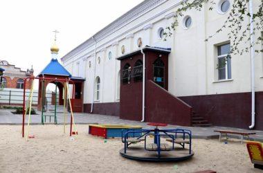 Для нового парка при храме Похвалы Богородицы проведены инженерные коммуникации