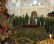 Митрополит Феодор совершил Всенощное бдение в Свято-Преображенском монастыре