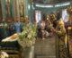 В Казанском соборе торжественно отслужили Всенощную в честь Успения Пресвятой Богородицы