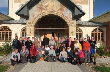 Волгоградские паломники побывали на Валааме