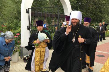 В Волгограде ненастье заставило внести изменение в торжества в память Феодора Ушакова