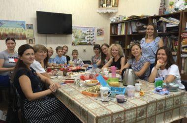 «С.О.В.А» в православном семейном центре