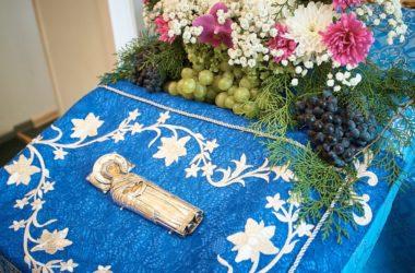Фотоотчет: Богослужение для Свято-Елисаветинского сестричества на Успение Богородицы