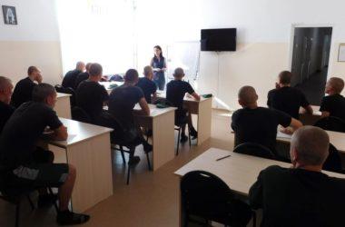Волонтеры Никольского собора помогают воспитанникам детской колонии встать на правильный жизненный путь