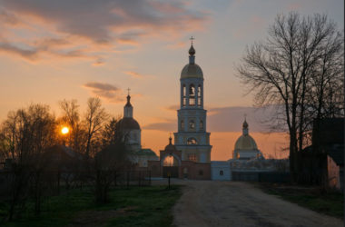 Епархиальный паломнический центр приглашает в Оптину Пустынь