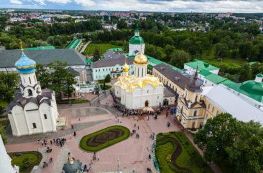 Волгоградцы совершат паломничество в Троице-Сергиеву Лавру
