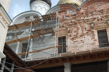 Священники митрополии узнали на семинаре об особенностях сохранения и реставрации храмов