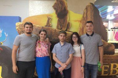 Православный молодежный клуб «Ковчег» отмечает год со дня открытия