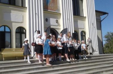Премьера песни в подарок любимому городу и прихожанам храма князя Владимира