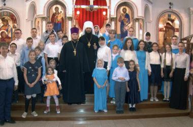 В праздник Рождества Богородицы митрополит Феодор совершил Божественную литургию