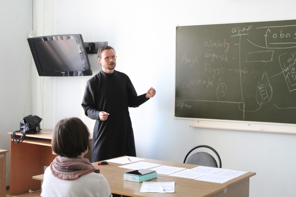 Православие и психология: новый сезон работы проекта молодежного отдела