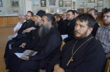 Видео: Митрополит Феодор встретился с миссионерами