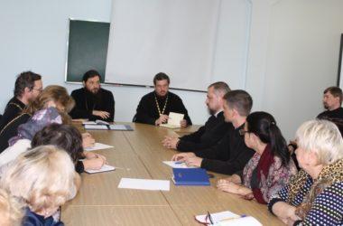 В Царицынском православном университете назначен новый ректор