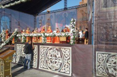 В Волгограде впервые отметили  день Всех Святых в Земле Волгоградской просиявших