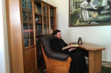 Вышла в эфир первая телепередача «Слово митрополита»