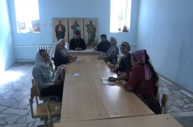 Сестры милосердия обсудили создания единого сестринского центра