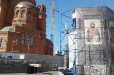 В Волгограде завершается подготовка к торжествам в честь Александра Невского