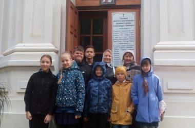 «Александр Невский в истории нашего города»: экскурсия для прихожан