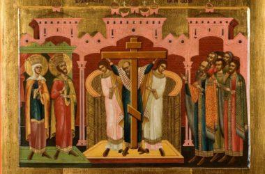 Престольный праздник в Крестовоздвиженском храме