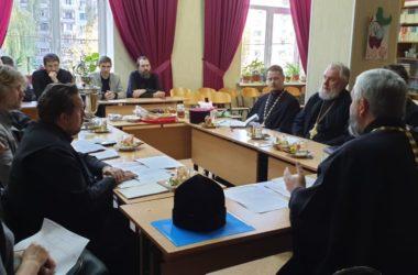 Собрание духовенства Ворошиловского благочиния