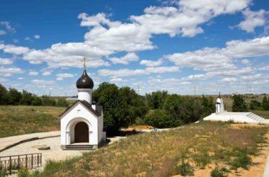 Сайт Волгоградской епархии продолжает проект: Святой источник в Дубовке