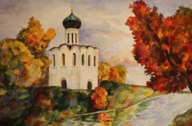 Воспитанники волгоградских воскресных школ готовят рисунки и рассказы на конкурс «Красота Божьего мира»