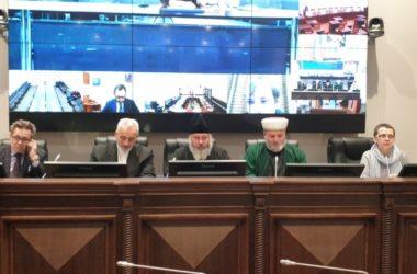 Представители Волгоградской митрополии приняли участие в межрелигиозной конференции