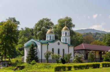 Волгоградские паломники побывали в Северной Осетии. Часть 2