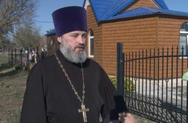 Иерей Алексей Суханов: Построить храм нам помогла сама Богородица